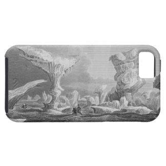 Boats in a Swell Amongst Ice, August 24, 1826, fro iPhone SE/5/5s Case