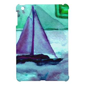 Boats in the Bathtub Sailing Art CricketDiane Case For The iPad Mini