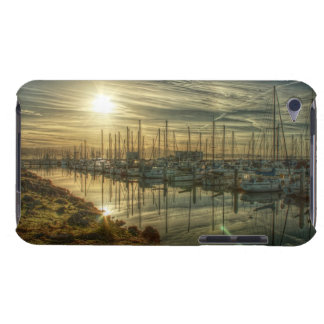 Boats in the Harbor 2 iPod Touch Case-Mate Case