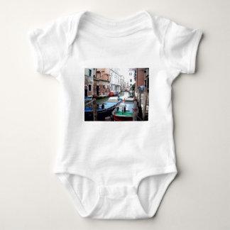 Boats in Venice T-shirt