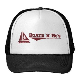 Boats 'n' Hos Trucker Hat