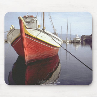 Boats Nautical 10 Mouse Pad