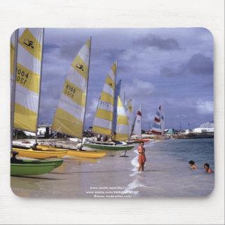 Boats Nautical 291 Mouse Mats