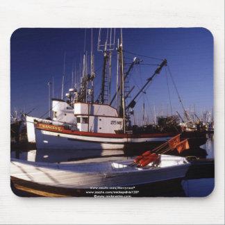 Boats Nautical 297 Mouse Mats