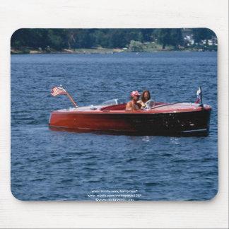 Boats Nautical 43 Mouse Mats