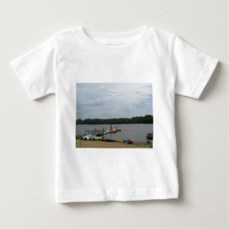 Boats Near the Dock at Core Creek Park Tee Shirt