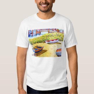 """""""Boats of Beaufort"""" T-shirt"""