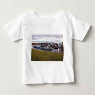 Boats on Prince Edward Island Baby T-Shirt