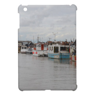 Boats On The River At Southwold iPad Mini Covers