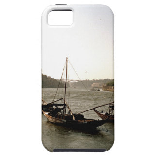 Boats on the River Douro iPhone SE/5/5s Case