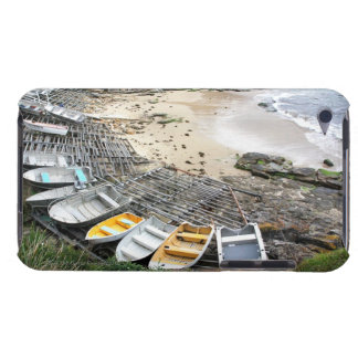 Boats on the shore of Gordon's Bay Case-Mate iPod Touch Case