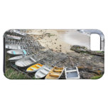 Boats on the shore of Gordon's Bay iPhone SE/5/5s Case