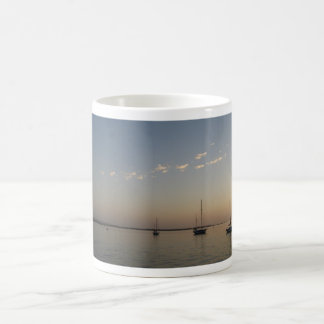 Boats on the Water Mug
