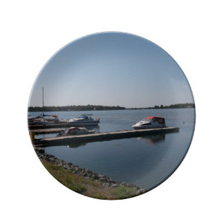 Boats Plate