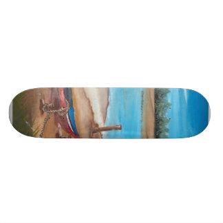 boats Skateboard