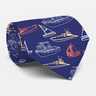Boats Tie