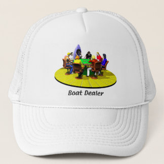 Boats, Yachts - Boat Dealer Trucker Hat