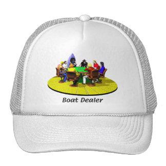 Boats, Yachts - Boat Dealer Trucker Hat