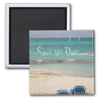 boatsretouched, Save the Date Magnet