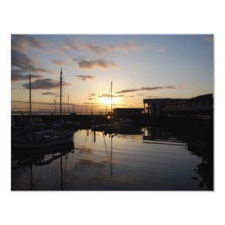 BoatsSunset041609