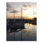 BoatsSunset041609b Membrete Personalizado