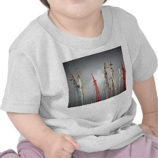 boattopsLomo T-shirt
