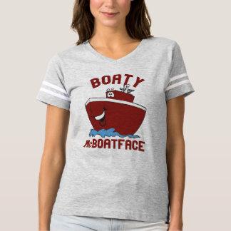 Boaty McBoatface Poleras