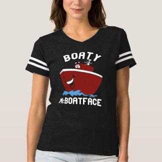 Boaty McBoatface T-shirt