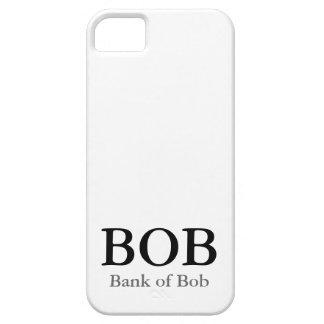 BOB Bank of Bob Case for Iphone 5