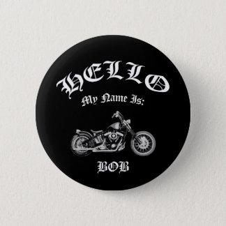 Bob Bobber Pinback Button