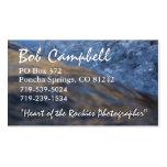 Bob Campbell Tarjetas De Visita