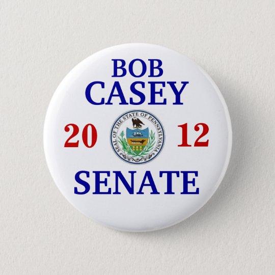 Bob Casey Jr FOR SENATE Button