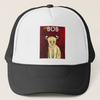 Bob Cat Trucker Hat