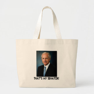 Bob Corker, That's My Senator! Canvas Bags