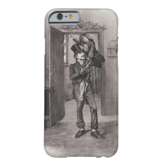 Bob Cratchit and Tiny Tim, from 'Charles Dickens: Barely There iPhone 6 Case