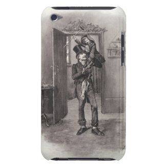 Bob Cratchit and Tiny Tim, from 'Charles Dickens: iPod Touch Case