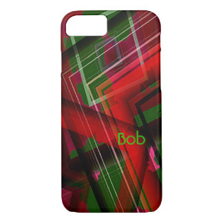 Bob Customized Colorfull Style iPhone cover