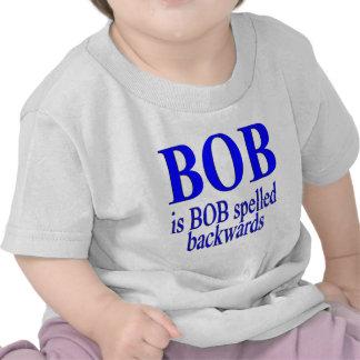 Bob es Bob al revés Camisetas