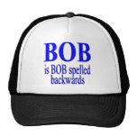Bob es Bob al revés Gorras De Camionero