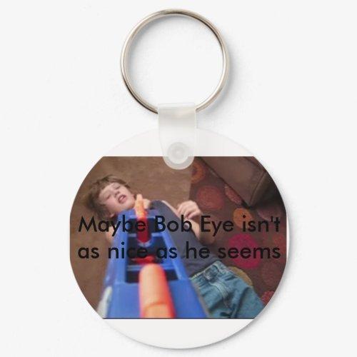 Bob Eye Keychain keychain