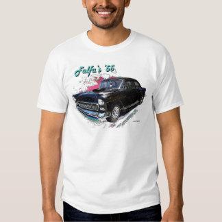 Bob Falfa's '55 Bel Air from American Graffiti T Shirt