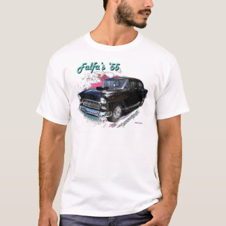 Bob Falfa's '55 Bel Air from American Graffiti T-Shirt