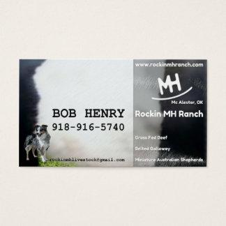 Bob Henry Card