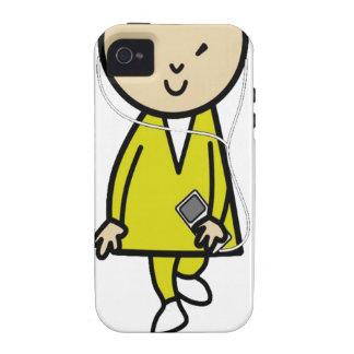 Bob Here Come Bod iBod IPod Vibe iPhone 4 Covers