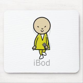 Bob Here Come Bod iBod IPod Mouse Pad