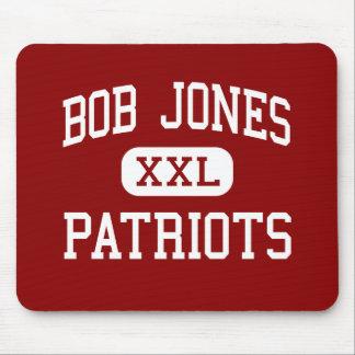 Bob Jones - Patriots - High - Madison Alabama Mouse Mats