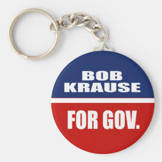 BOB KRAUSE FOR SENATE KEY CHAINS