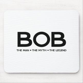 Bob la leyenda alfombrillas de ratones