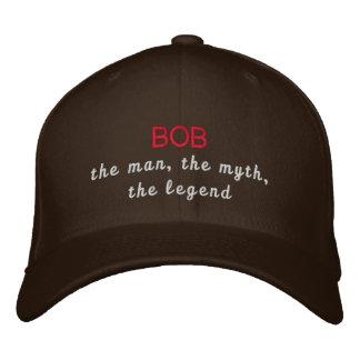 Bob la leyenda gorros bordados