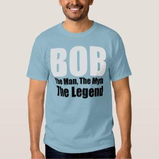 Bob la leyenda polera